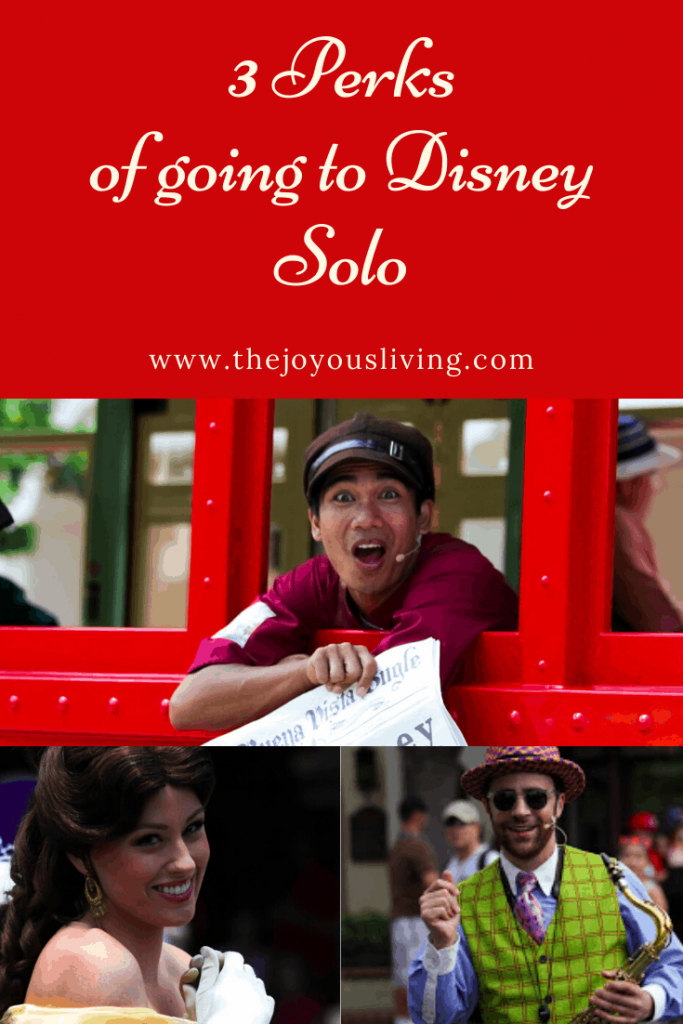 Have you ever gone to Disneyland Solo? #disneyland #disney #solotrip #travel #thejoyousliving