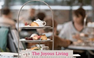 The Joyous Living: Afternoon Tea