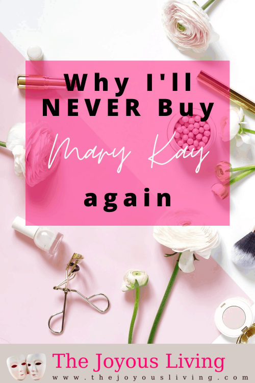 An honest review of Mary Kay from a one time customer. Mary Kay's bronzer is so disappointing with a lack of instructions. Mary Kay packages their makeup so cheaply. #makeupreview #marykay #thejoyousliving