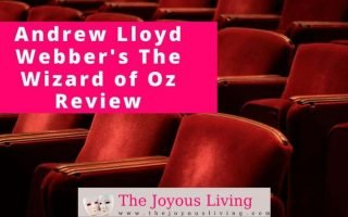 The Joyous Living: andrew lloyd webber's the wizard of oz review