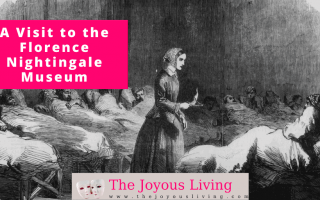 The Joyous Living: florence nightingale museum