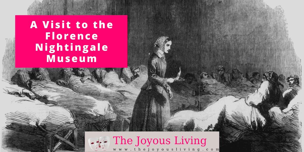 The Joyous Living: florence nightingale museum