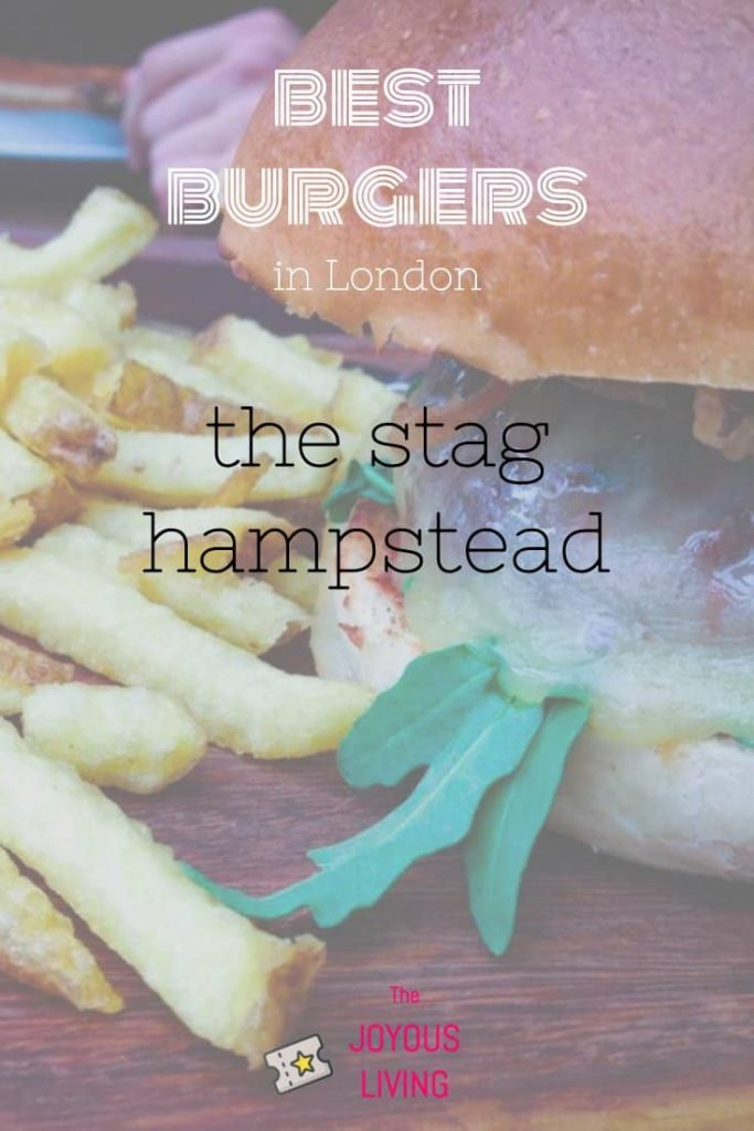 Who serves the best burgers in London? #london #burgers #thestag #hampstead #pub #food #foodblogger #thejoyousliving