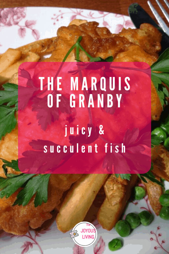 A must try literary pub in London #london #pub #literarypub #themarquisofgranby #fish #fishandchips #review #oxfordcircus #leicestersquare #thejoyousliving