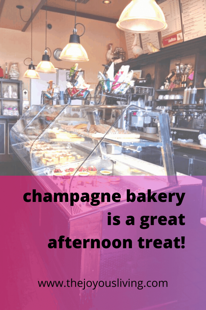 Where do you go for a sweet afternoon treat? #afternoontreat #dessert #bakery #champagnebakery #westlakevlllage #losangeles #food #delicacies #thejoyousliving