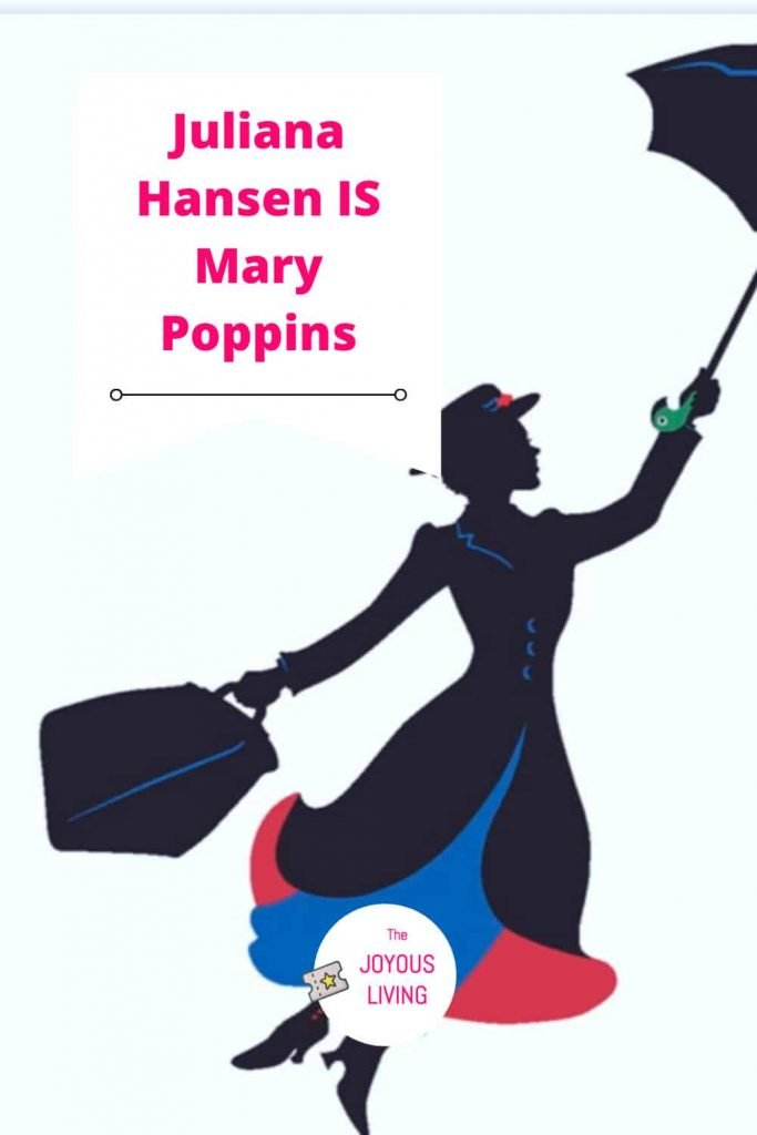 Juliana Hansen is the perfect Mary Poppins #julianahansen #marypoppins #broadway #disney #theatre #losangeles #5startheatricals #musical #actress #entertainment #blogger #thejoyousliving