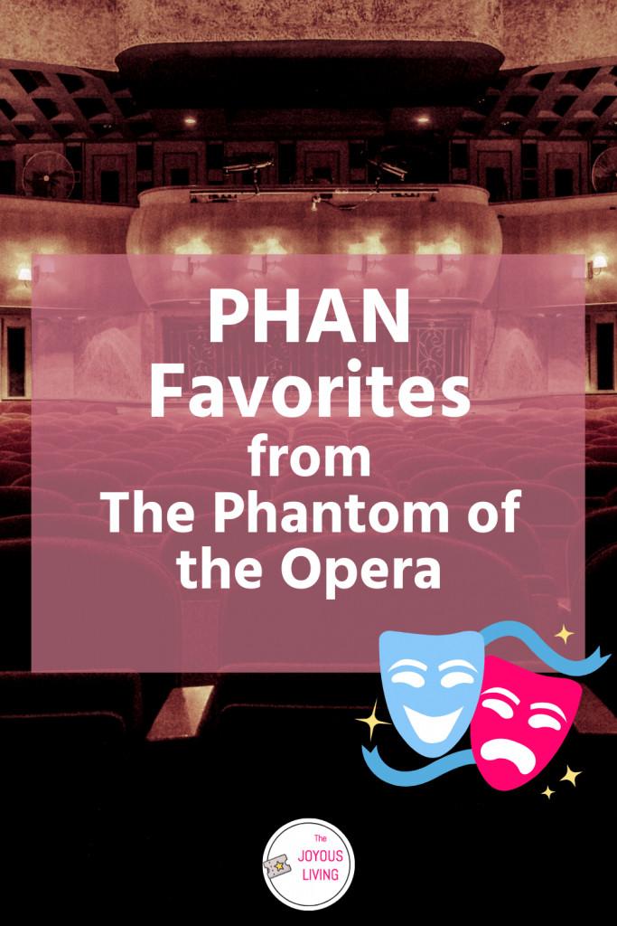 Who was your favorite Phantom? #phantom #phantomoftheopera #theater #musical #theatre #andrewlloydwebber #broadway #thejoyousliving