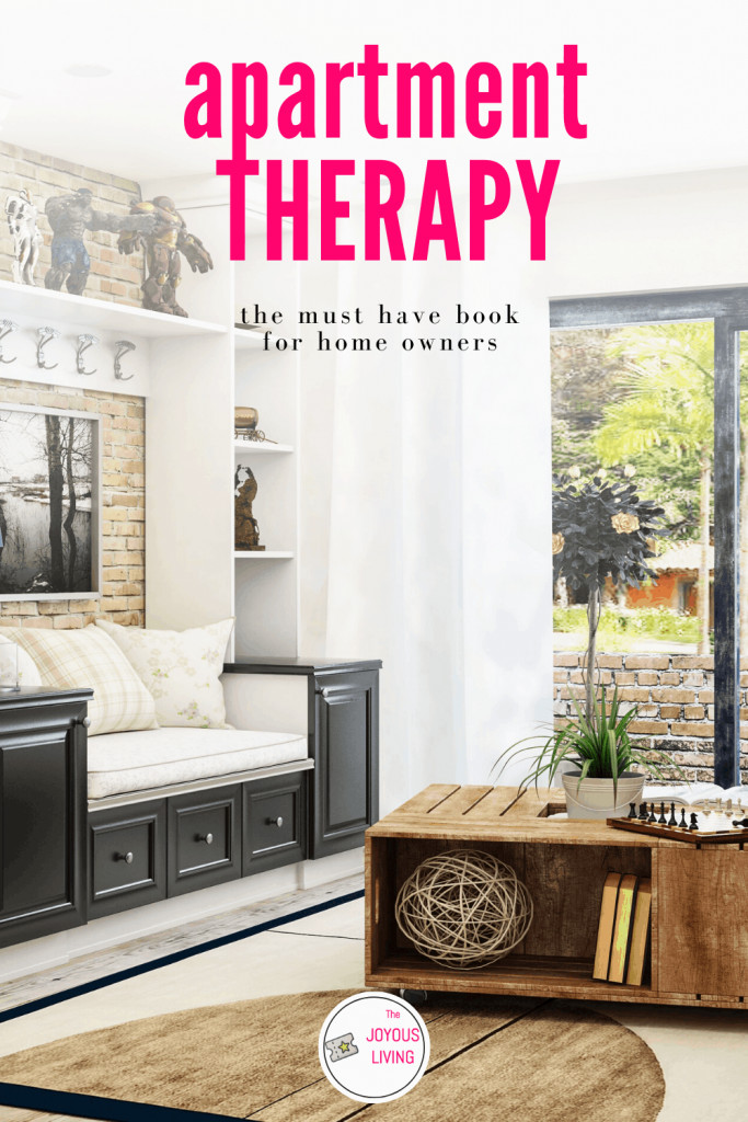 Looking to spruse up your home? #home #apartment #condo #homedesign #apartmenttherapy #book #bookreview #thejoyousliving