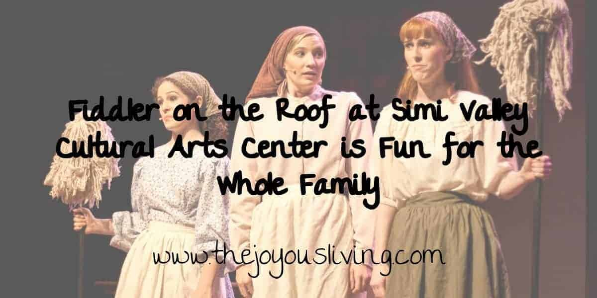 The Joyous Living Fiddler on the Roof Review