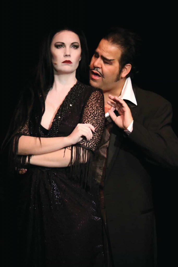 The Addams Family at Simi Valley Cultural Arts Center