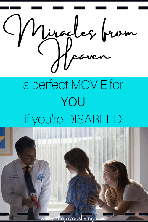 Miracles from Heaven the Joyous Living Review