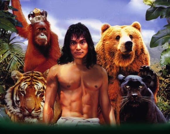 Jungle Book on Amazon Instant Video