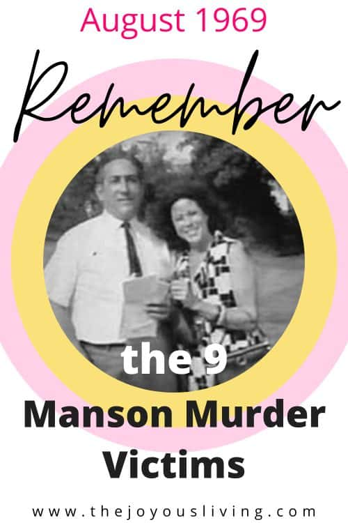 Remembering the Charles Manson murders victims. Remembering Rosemary and Leno LaBianca who were the forgotten Manson murders. The second of the Manson Family murders were the LaBianca family on the night of August 10, 1969. #mansonmurders #helterskelter #truecrime #charlesmanson #thejoyousliving