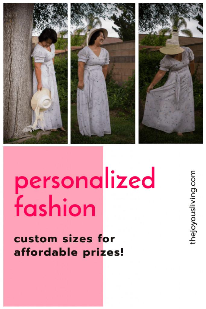 eShakti delivers custom designed fashions at affordable prices! #eshakti #onlineshopping #fashion #fashionista #summerfashion #petitefashion #dresses #customdesign #thejoyousliving #sponsored