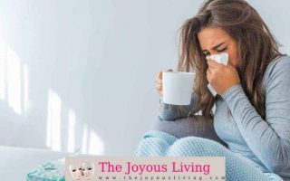 The Joyous Living: Having a Cold