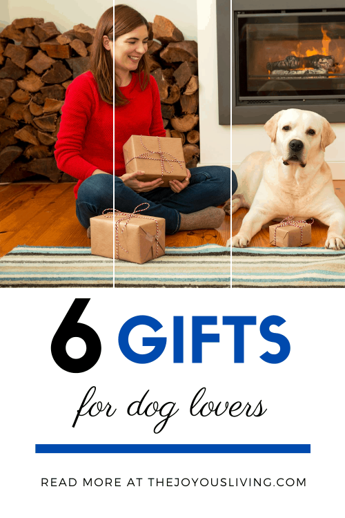 Gifts for dog lovers. Christmas gifts for dog lovers. Gifts for dogs. Gifts for dog owners. Gifts for dog passing away. Gifts for dog moms. Gifts for dog dads. Christmas experiences for dog owners. #christmas #giftguide #giftideas #doglovers #dogowners #thejoyousliving