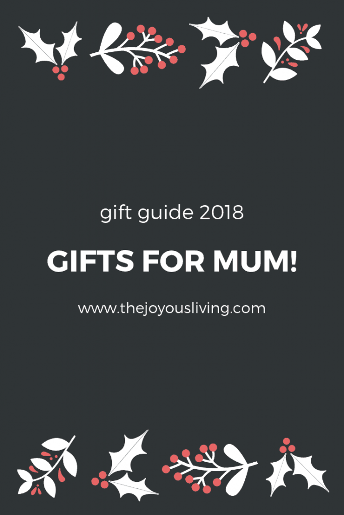 come check out the gift guide for mums by the joyous living.