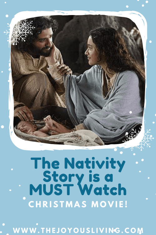 The Nativity Story. Christmas movies to watch.
