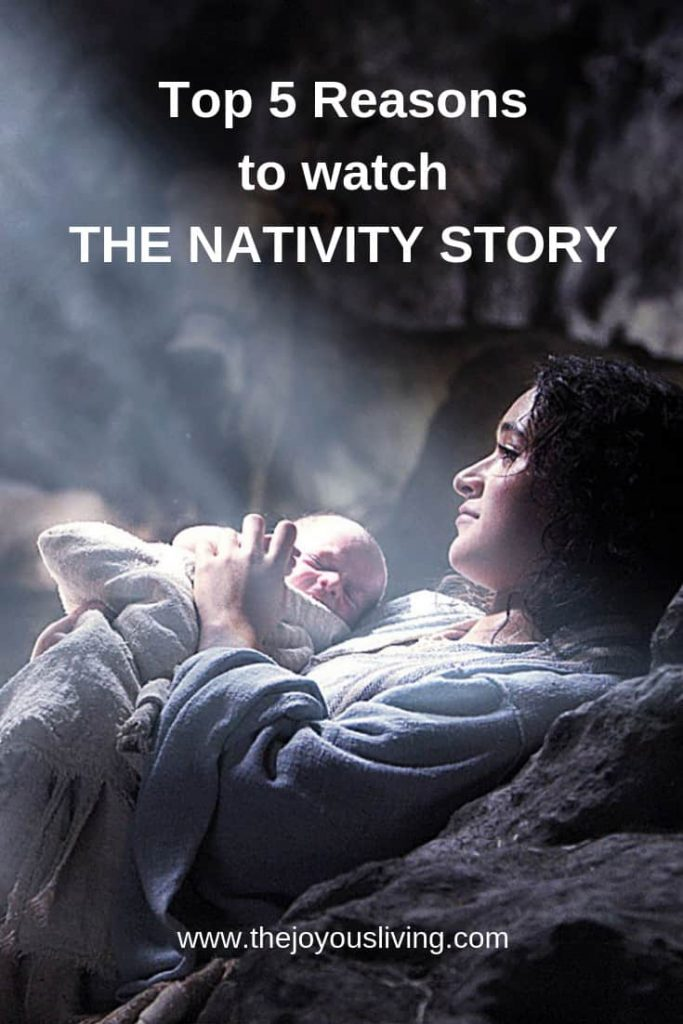5 Reasons to Watch The Nativity Story