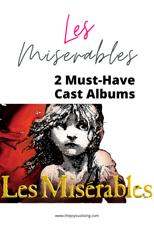 Favorite Les Miserables cast albums. Favorite Les Miserables cast members from London and the Broadway 3rd National Tour. Favorite Broadway and London performers from Les Miserables. #lesmiserables #londontheatre #musicaltheatre #thejoyousliving