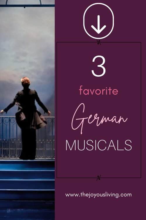 3 Favorite German Musicals