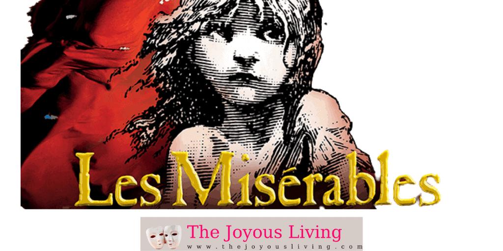 The Joyous Living: Les Miserables