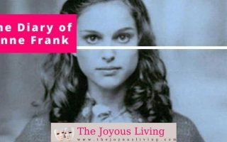 The Joyous Living: Trivia about The Diary of Anne Frank