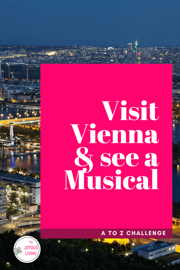 When visiting Vienna, plan on seeing a musical? #vienna #wien #musical #theatre #theater #raimundtheater #theateranderwien #thejoyousliving #travel #broadway