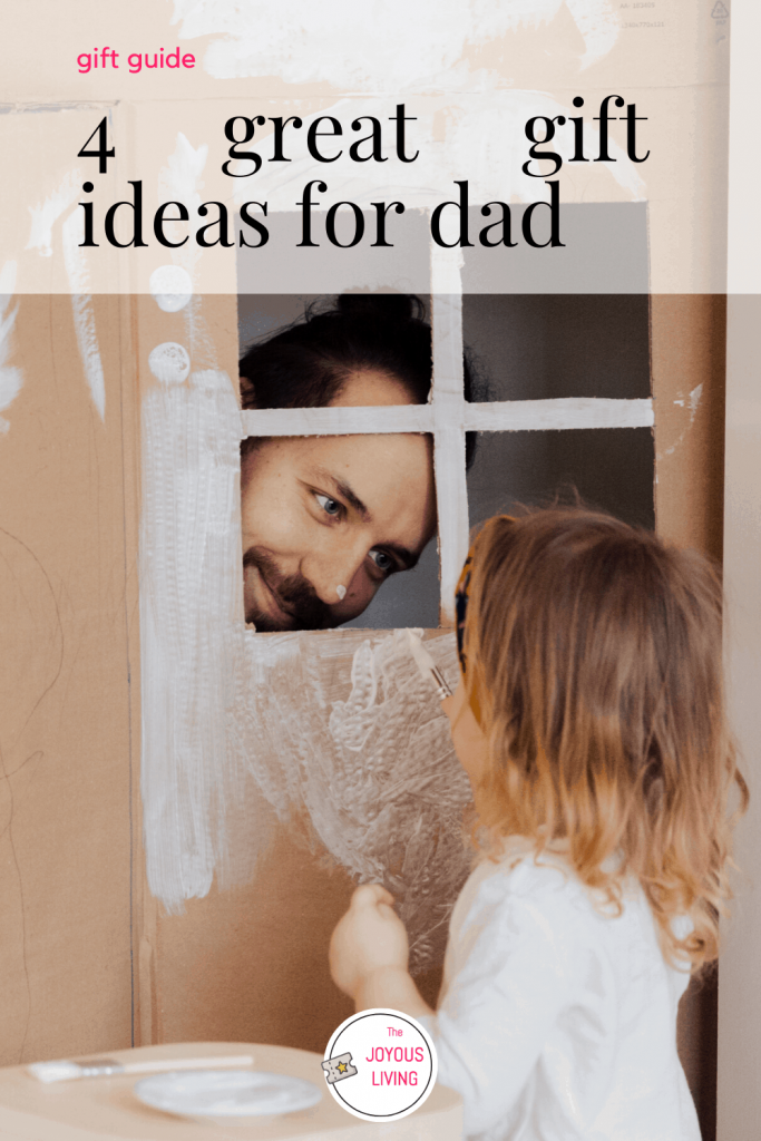 Father's Day Gift Guide #giftguide #gifts #fathersday #dad #thejoyousliving