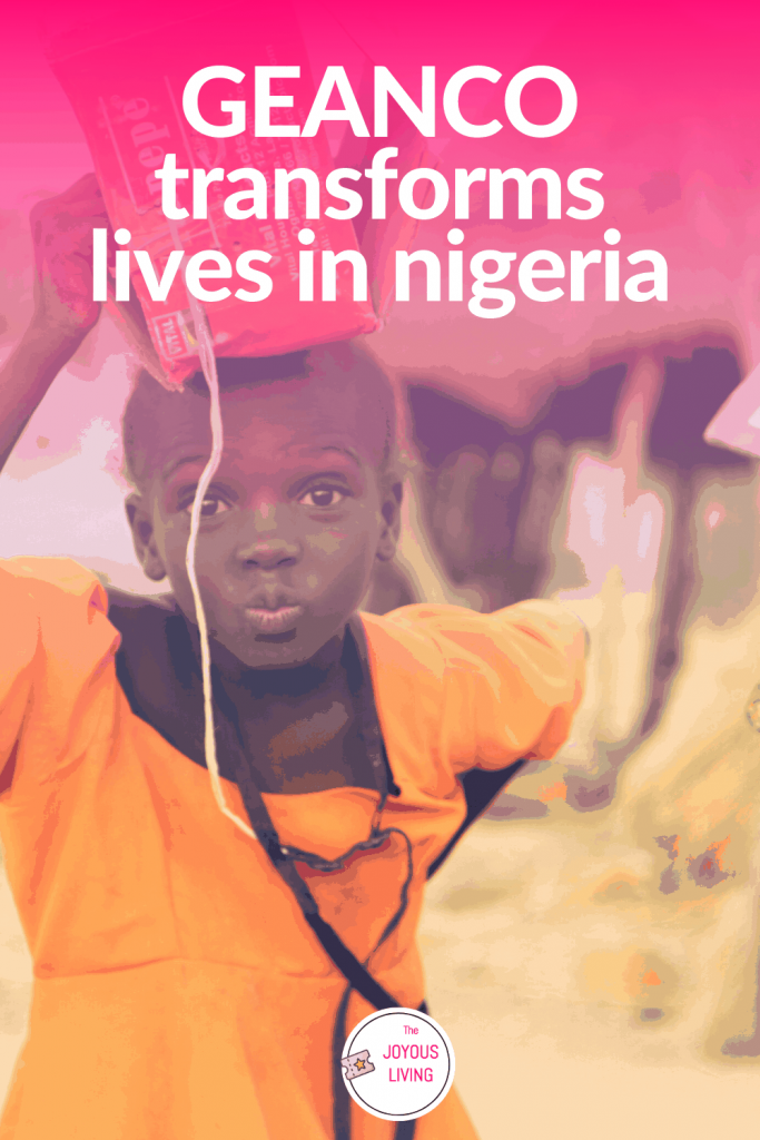 Lives are being transformed in Nigeria #nigeria #geanco #nonprofit #charity #medicalmissions #givingback #spotlight #thejoyousliving