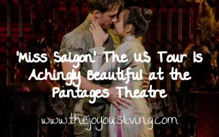 The Joyous Living Miss Saigon US Tour Review