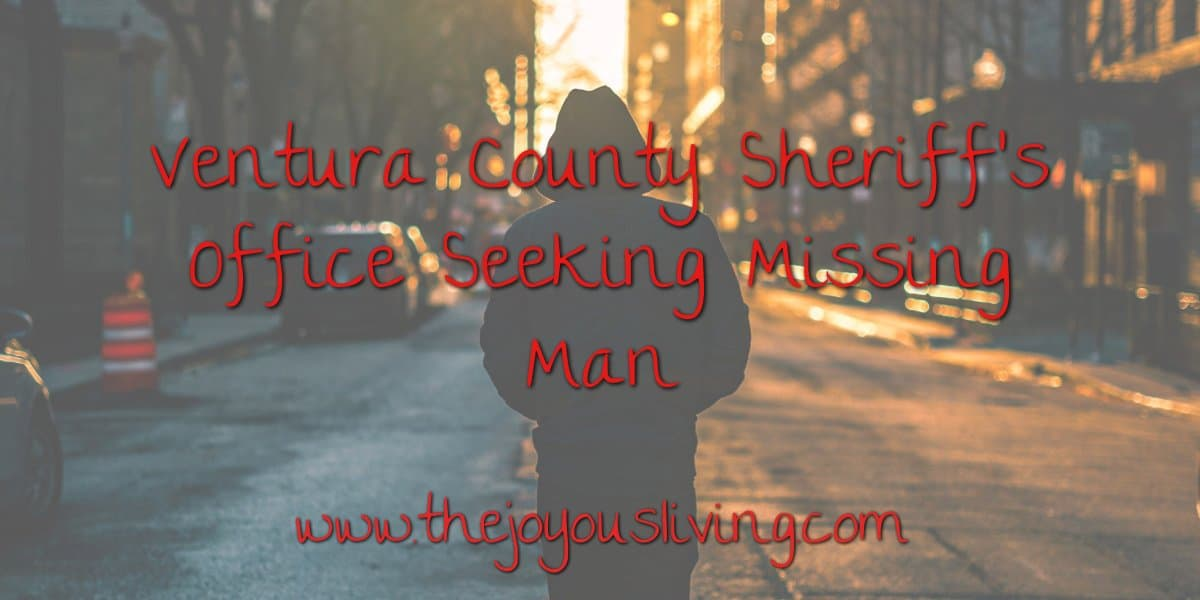 The Joyous Living Troy Courtney-Soper MISSING
