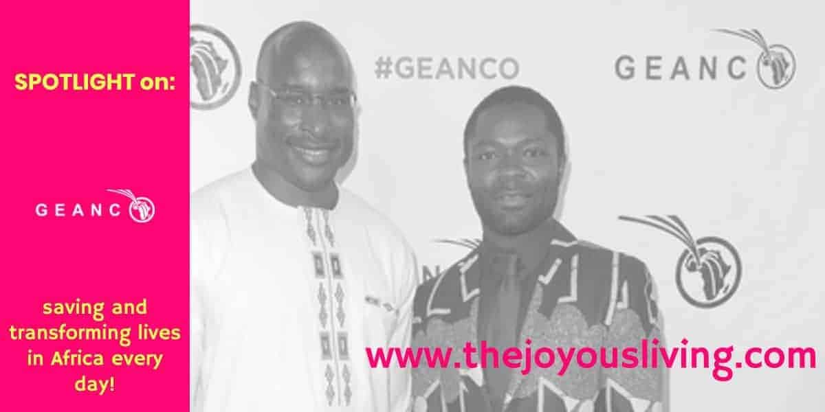 The Joyous Living: Spotlight on Geanco's Medical Missions and David Oyelowo Scholarship