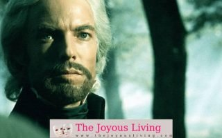 Richard Chamberlain on The Joyous Living