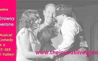 The Joyous Living: The Drowsy Chaperone Theatre Review