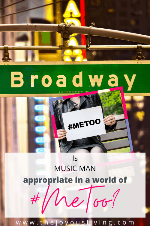 Is MUSIC MAN the musical appropriate today due to #metoo? Hugh Jackman is coming to Broadway in Spring 2021 with The Music Man opposite Sutton Foster. Is Harold Hill an appropriate Broadway role in a modern era? #haroldhill #musicman #broadway #musicaltheatre #thejoyousliving