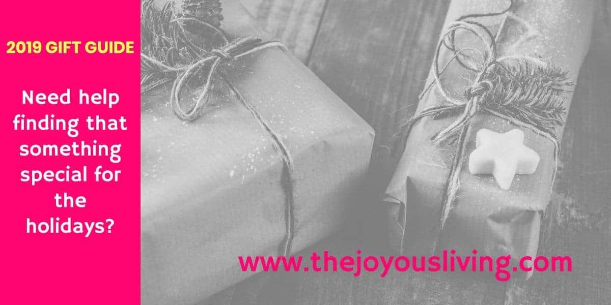 The Joyous Living: 2019 Gift Guide