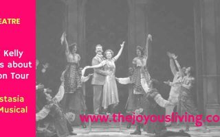 The Joyous Living Anastasia Theatre Interview Tari Kelly Countess Lily
