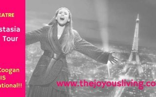The Joyous Living Anastasia Musical Tour Lila Coogan Pantages Theatre Review