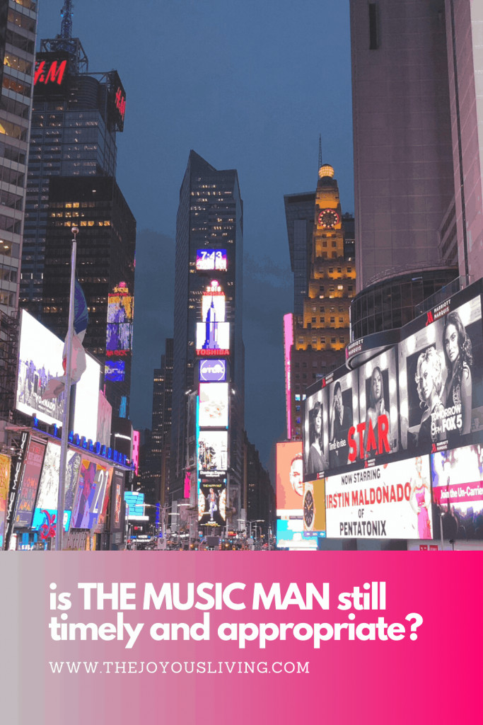 WIll you be seeing Hugh Jackman in THE MUSIC MAN? #themusicman #musicman #hughjackman #broadway #theater #theatre #metoo #entertainment #thejoyousliving