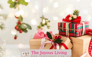 The Joyous Living: Christmas