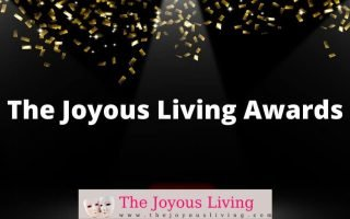the joyous living awards
