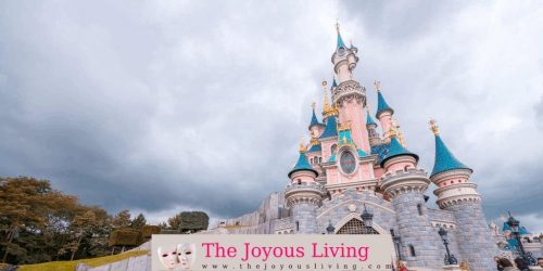 The Joyous Living: Disney