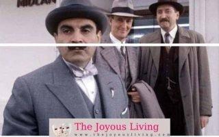 The Joyous Living: David Suchet Poirot