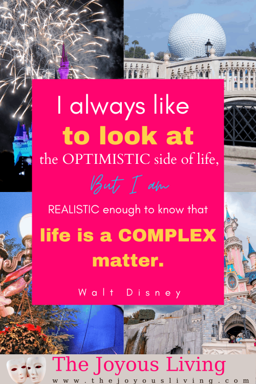 Inspirational Walt Disney quotes. Quotes about life. Encouragement quotes. #quotes #waltdisney #disneyquotes #disney #thejoyousliving