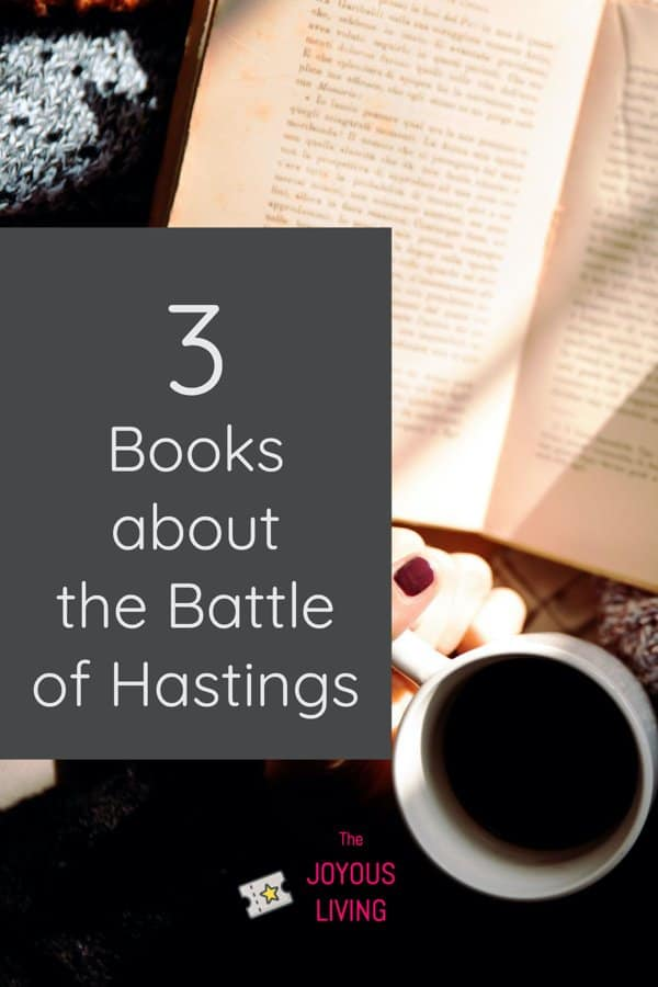 From fiction to non-fiction to Great Courses #1066 #battleofhastings #books #greatcourses #kindle #atozchallenge #thejoyousliving