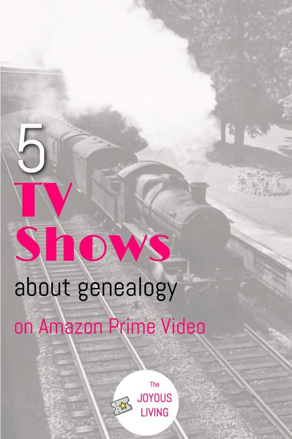 Discover Robert Downey Jr. or John Legend's Ancestry on Amazon Prime Video #ancestry #genealogy #johnlegend #robertdowneyjr #atozchallenge #amazon #primevideo #pbs #greatcourses #thejoyousliving