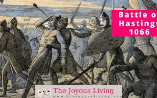 The Joyous Living: The Battle of Hastings 1066