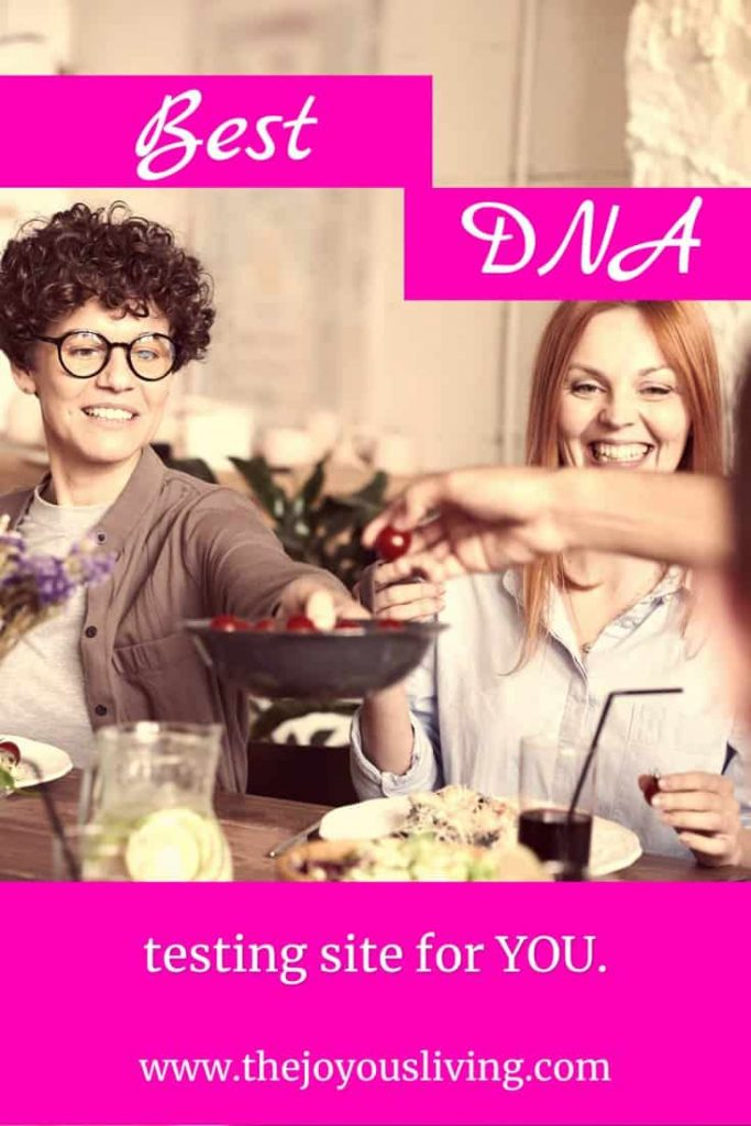 What is the best DNA testing site for YOU? #dna #dnatesting #ancestry #genealogy #genetics #23andme #atozchallenge #thejoyousliving