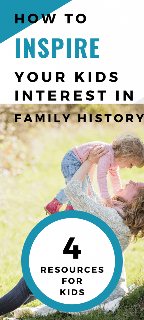 How Can Kids Get Started Doing Family History? #familyhistory #ancestry #kidsactivities #kids #atozchallenge #thejoyousliving